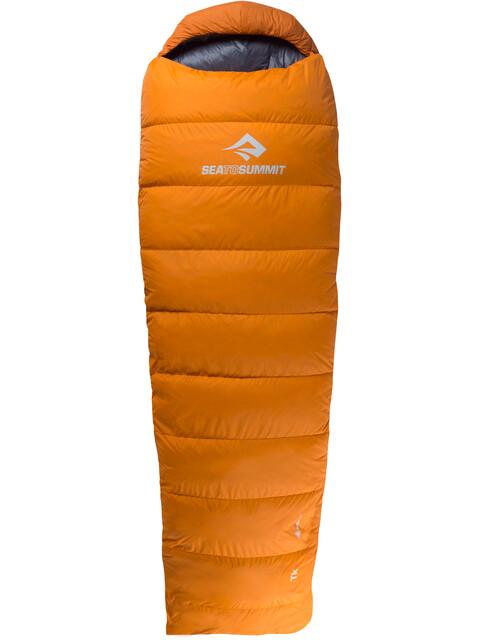 Sea to Summit Trek TkI Sleeping Bag Long orange
